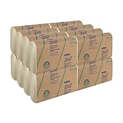 Scott Multifold Paper Towels, 1-ply, 250 Sheets/Pack, 16 Packs/Carton (11829)
