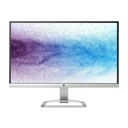 "HP 22er T3M72AA#ABA 21.5"" LED Monitor, Blizzard White/Natural Silver"