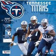Turner Licensing Tennessee Titans 2017 12X12 Team Wall Calendar (17998011929)