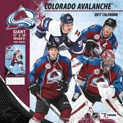 Turner Licensing Colorado Avalanche 2017 12X12 Team Wall Calendar (17998011937)