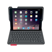 ipad tablet cases \u0026 covers ipad keyboard cases staples®logitech type keyboard case for ipad air 2, black