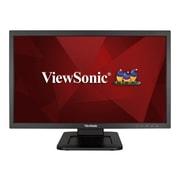 """ViewSonic TD2220 22"""" LED Monitor, Black"""