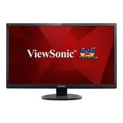 "ViewSonic VA2855SMH 28"" LED Monitor, Black"