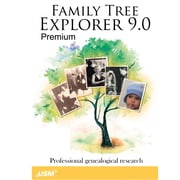 soft Xpansion Family Tree Explorer 9 Premium for Windows (1-3 Users) [Download]