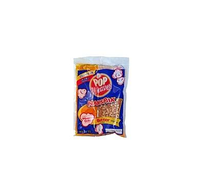 Weaver 104329 8 oz. NaksPak Popcorn Kit, 36/carton