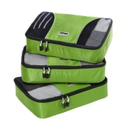 eBags Medium Packing Cubes - 3pc Set Grasshopper Nylon (48439)