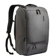 eBags Professional Slim Laptop Backpack Heathered Graphite Polyester (249582)
