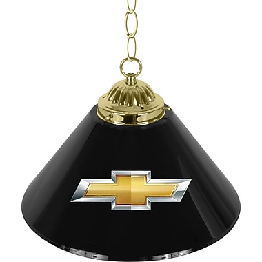 Chevrolet 14 Inch Single Shade Bar Lamp (190836246762)