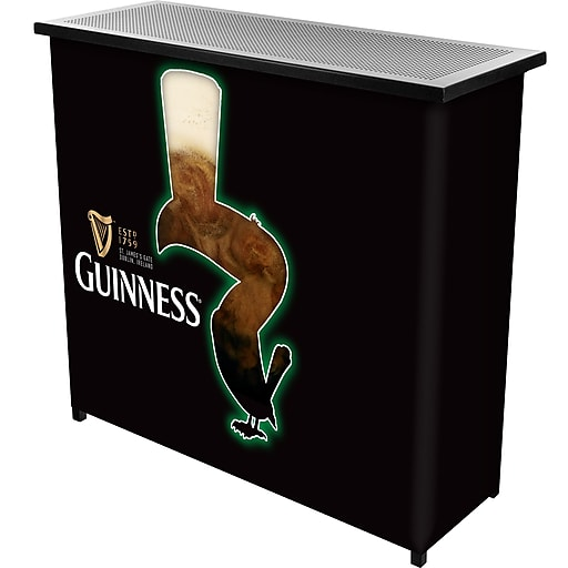 Guinness Portable Bar with Case - Feathering (190836335350)