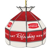 Coca Cola 16 Inch Stained Tiffany Lamp - Arc (190836399390)