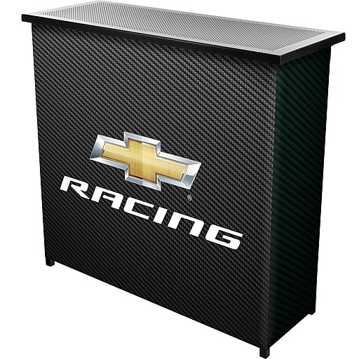 Chevrolet Portable Bar with Case - Chevy Racing (190836246731)