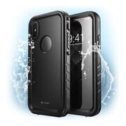 new york 93fc9 8855c Clayco Black Case for iPhone XS Max (C-MAX-6.5-OMI-BK)