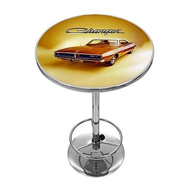 Dodge Chrome Pub Table - 69 Charger (886511980716)
