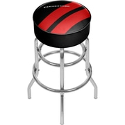 Dodge Padded Swivel Bar Stool - Big Stripe (886511980402)