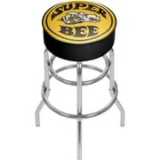 Dodge Padded Swivel Bar Stool - Super Bee (886511980396)