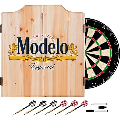 Modelo Dart Board Set with Cabinet (190836246656)