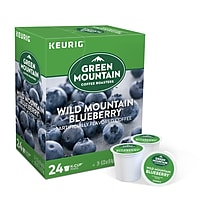 Deals on 24-Pk Green Mountain Wild Mountain Blueberry Coffee K-Cup Pods