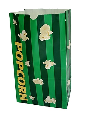 Gold Medal 2232 130 oz. Laminated Popcorn Bag, 500/carton 20005025