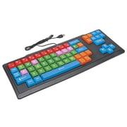 Califone Oversized Wireless Keyboard with USB plug (CAFKB2)