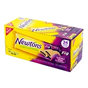 Nabisco Newtons Cookies, Fig, 2 oz., 24 Packs/Box (220-00462)