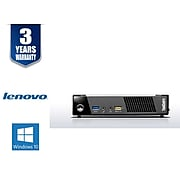 Lenovo M93P TINY, Intel Core i5-4570T 2.9Ghz, 8GB, 960GB SSD, WIFI, Win 10 Pro, Refurbished