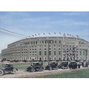 Diamond Decor Yankee Stadium Artwork Canvas 24 x 32 in. (DV2003CL)