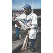 Diamond Decor Jackie Robinson Minor League Royals Artwork Canvas 15 x 27 in. (DV2008CM)