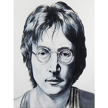 Diamond Decor Wall Art John Lennon 18 x 24 in. (EDC010CM)