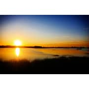 Diamond Decor Wall Art Cape Cod Sunset 24 x 36 in. (JW1023CL)