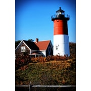 Diamond Decor Wall Art Nauset Light House 24 x 36 in. (JW1000CL)