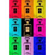 Diamond Decor Wall Art Chanel All Colors Chic 18 x 24 in. (PAQ555CM)