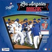 Turner Licensing Los Angeles Dodgers 2017 Mini Wall Calendar (17998040538)