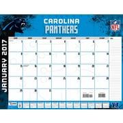 Turner Licensing Carolina Panthers 2017 22X17 Desk Calendar (17998061530)