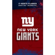 Turner Licensing New York Giants 2016-17 17-Month Planner (17998890552)