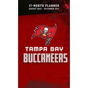 Turner Licensing Tampa Bay Buccaneers 2016-17 17-Month Planner (17998890561)