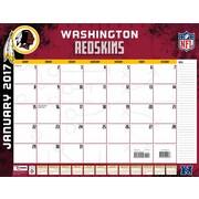 Turner Licensing Washington Redskins 2017 22X17 Desk Calendar (17998061554)