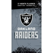 Turner Licensing Oakland Raiders 2016-17 17-Month Planner (17998890554)