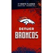 Turner Licensing Denver Broncos 2016-17 17-Month Planner (17998890541)
