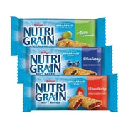 Nutri-Grain Bars, Variety, 1.3 Oz., 48/Carton (05872)