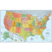 Rand McNally Signature The United States of America Map, 32\