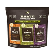 Krave Meat Sticks, Variety, 1 Oz., 10/Pack (02125)