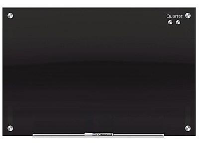 Quartet Infinity Glass Dry-Erase Whiteboard, 8' x 4' (G9648B)