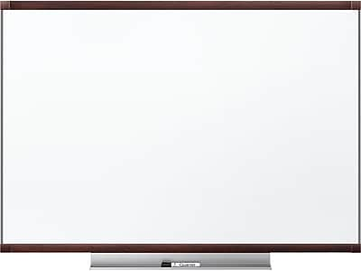 Quartet Prestige 2 Total Erase Dry-Erase Whiteboard, 6' x 4' (TE547MP2)