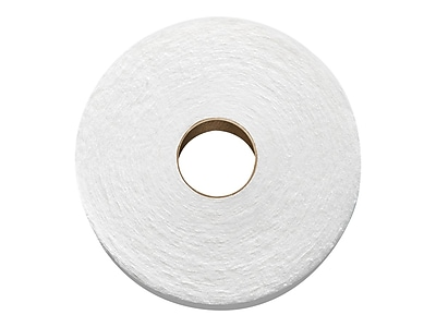 Charmin Essentials Strong Mega 1-Ply Standard Toilet Paper, White, 300 Sheets/Roll, 20 Rolls/Pack (96896)