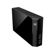 Seagate Backup Plus Hub 4TB USB 3.0 External Hard Drive, Black (STEL4000100)