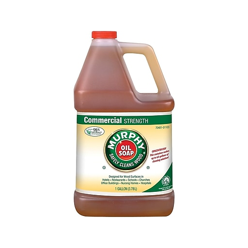 Murphy Oil Soap Household Cleaner Concentrate 1 Gal Staples