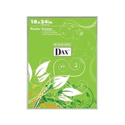 DAX U-Channel Plastic Poster Frame, Clear (2811W5T)
