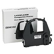 Digital LA30RKA Nylon Ribbon for LA30N/LA30W/DL3700/DL3800/DL9300/DL9400/960/965, Black