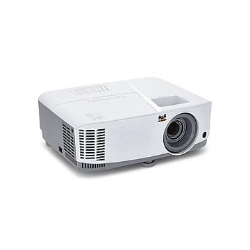 ViewSonic Business PA503W DLP Projector, White