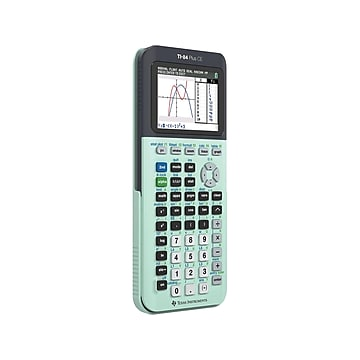 Texas Instruments TI-84 Plus CE 10-Digit Graphing Calculator, Mint